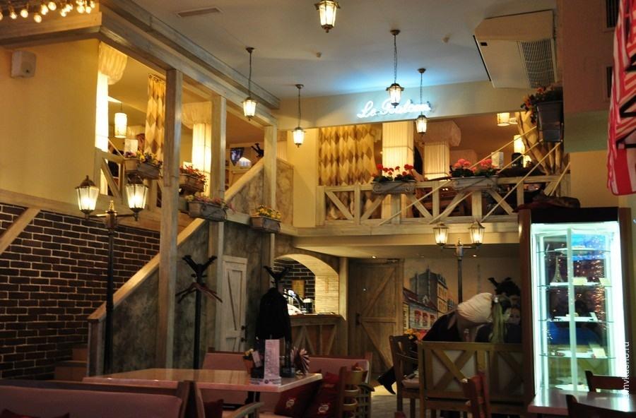 Кафе le balcon / обзоры / тамвкусно.